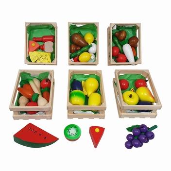 Fruit in kratje