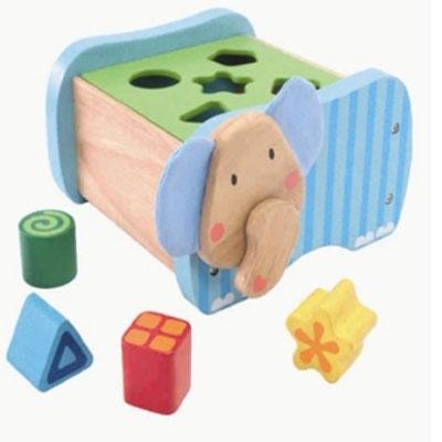 Olifant vormenstoof; I'm Toy 21090