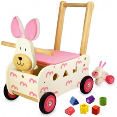 Loopwagen konijn; I'm Toy 87250