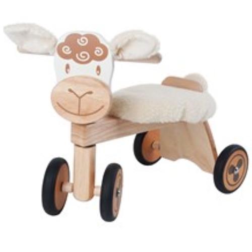 Loopfiets schaap; I'm Toy 87530