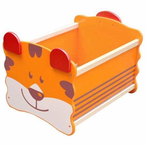 Opbergkist tijger stapelbaar; I'm Toy 41020