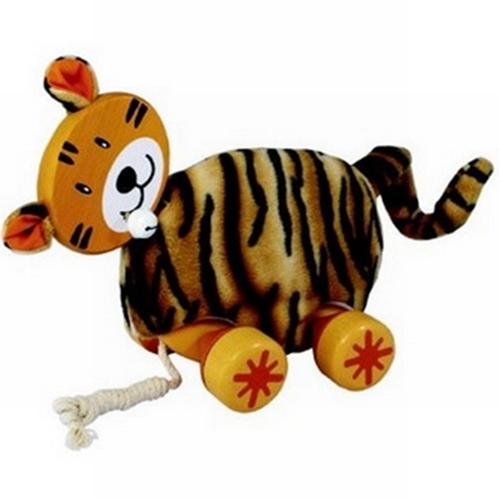 Trekfiguur tijger; I'm Toy 27270