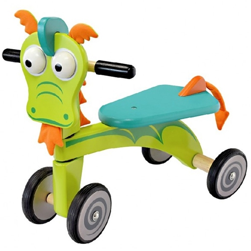 Loopfiets draak; I'm Toy 87670