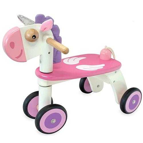 Loopfiets eenhoorn; I'm Toy 87780