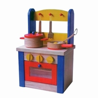 Keuken mini; inclusief accessoires