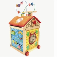 Speelhuis op wielen; I'm Toy 87160