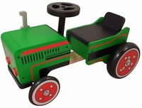 Loopauto tractor; Playwood
