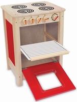 Oven met kookplaat; I'm Toy 97360