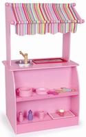 Keuken / Winkel combi roze; Mentari 3456T