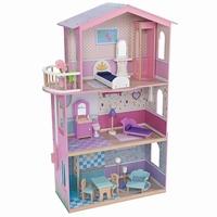 Barbie poppenhuis inclusief meubels; Mentari 3491